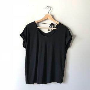 LOFT Tops - Ann Taylor Loft Blouse Top XSP Petite Black